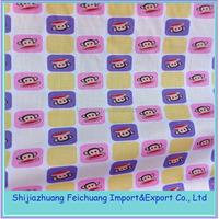 TC 80/20 32*32 110*76 poplin printed air jet loom fabric