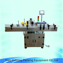 Kehong automatic plastic water bottle labeler printing machine