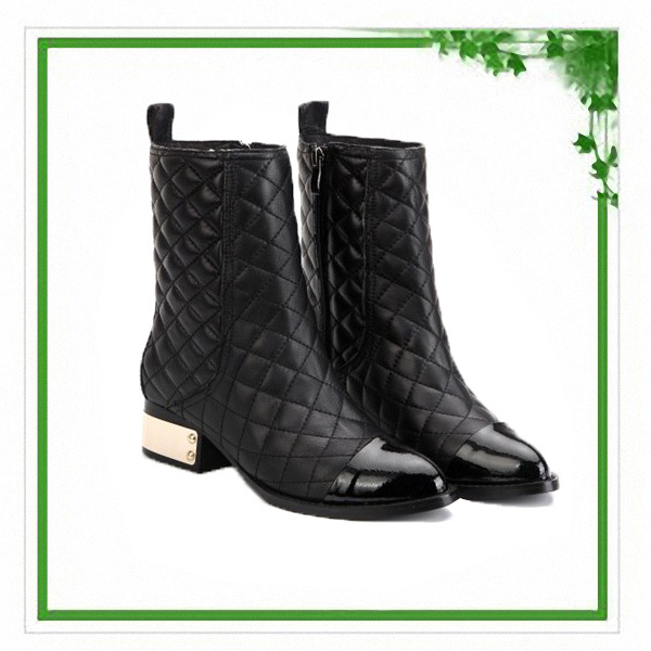2014 New Style Women Size Fashion Cool High Quality Boots Shoe