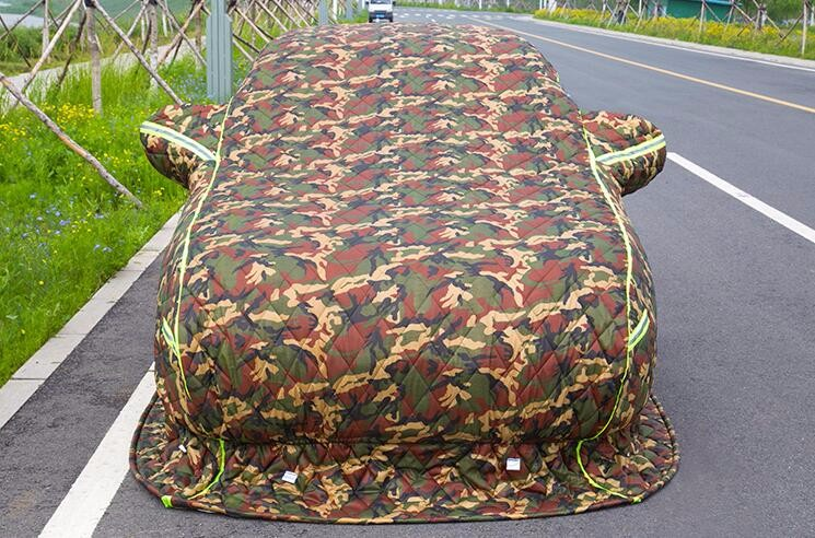 China good supplier top grade inflatable hail protection car cover