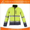 HI vis safety waterproof softshell jacket,cheap softshell jacket,wholesale softshell jacket