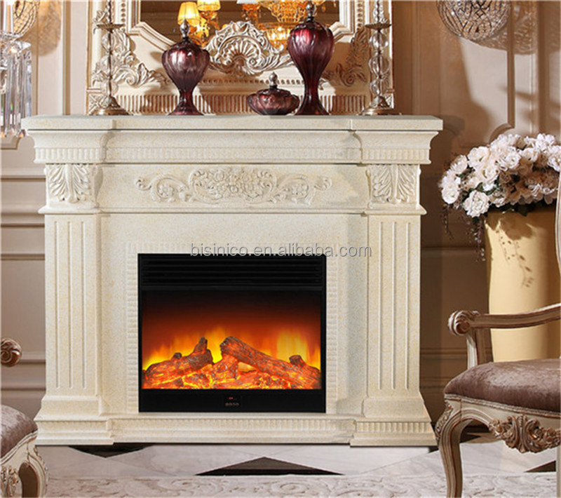 decorativa de europa lea realista efecto chimenea elctrica control remoto chimenea calentador