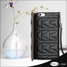 cute flip wallet leather case for samsung galaxi