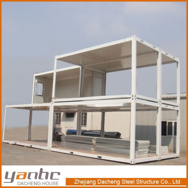 Prefabricated multi storey easy installation container for Fertighaus container modul