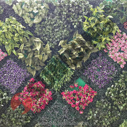 Landscape decoration, decorative flower garden fencing