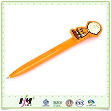 high quality manufacturer custom cheap pvc Logo imprint ballpoint pen