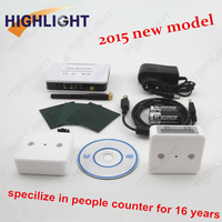 Highlight wifi people counter/ wifi people counter/ door infrared sensors for passenger counting