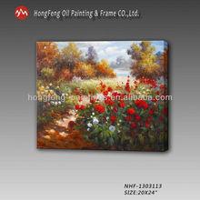 Classic landscape oil painting decorative picture