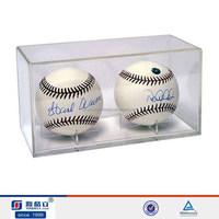 Acrylic Baseball Holder/ Acrylic Sport Display Case/ Acrylic Baseball Stand