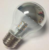 E27 120V/230V 360degree led lighting 20pcs 1W mirror led lighting bulb mirror light bulbs around