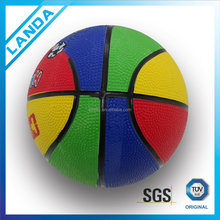 Over 20 years experience high quality fashion rubber basketball mini
