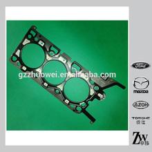 Alta calidad Auto juntas de culata de cilindro para MAZDA MPV / homenaje / FORD 6FZF-6051-A / AJ03-10-272