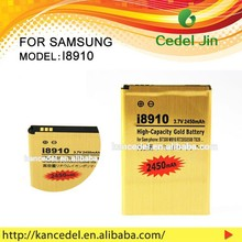 Dry mobile phone battery EB504465VU for B6520/B7300/B7330/B7610/B7620/i5700/i5800/i5801/i6410/i7680/i8180/i8320/i8700/i8910