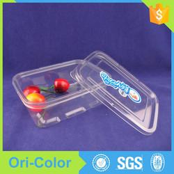2015 New design plastic food packaging box