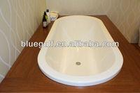 Acrylic Simple Bath Tub