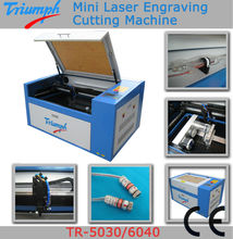 2014 Newest model Memory Card CO2 laser engraving machine for wood pen