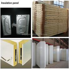 high density cold room sandwich polyurethane sheet