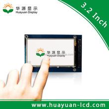 3.2 inch tft lcd display lcd panel 240x320 Dots TFT087A