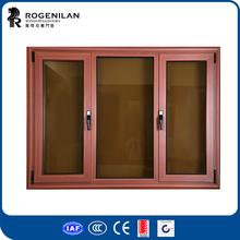 ROGENILAN cheap price aluminum window frames window designs indian style