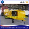 Hot Sale Full Automatic Arch Glazed Roof Panel Step Tile Cold Bending Roll Forming Machine Production Line