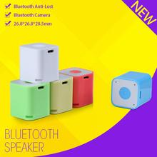 selfie cube active wireless handsfree mini portable bluetooth speaker for mobile