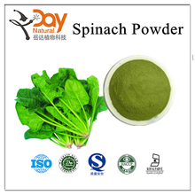 Factory Price Supply Dehydrated Spinach Leaf Powder Dry Spinach Powder