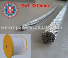 Non-rotating Wire Rope19X7