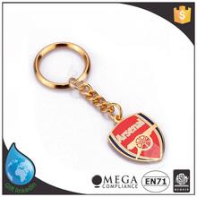 Hot sale souvenir metal key ring