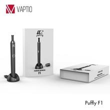 Best sell temperature control dry herb vaporizer Puffly F1 e cigarette vape pen pure flavor