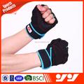 de alta calidad guantes sin dedos para motrocycle