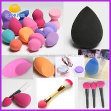 2015 High Quality Factory supply Latex Free egg shape makeup beauty sponge
