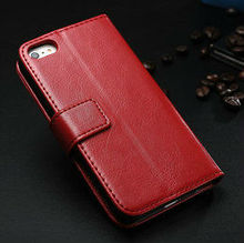 PU leather protector cover protective case for iphone 5 5s