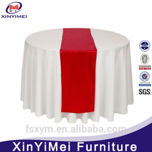 Professional clear plastic table cover with CE certificate