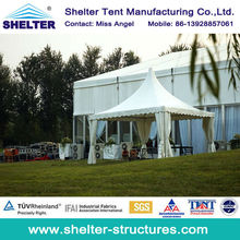 5x5 Pagoda shelter/ shelter tent/ used tents for sale.