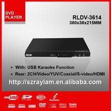 RLDV-3614 samsung karaoke with usb function