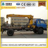 Sinotruk Howo Tractor Truck 100t kato truck crane
