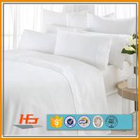 Brush 100 polyester peach silk 120 gsm microfiber bed sheet