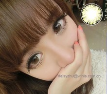 Ice II brown make up barbie eye cheap cosplay color contact lenses