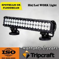108w off road light,mini tractor led work light bar,truck trailer light 12v