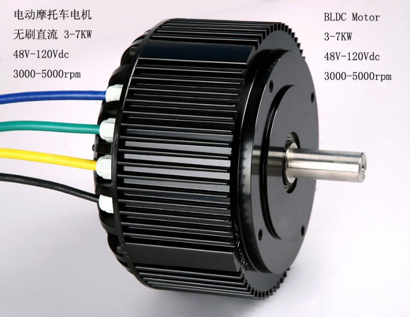 3kw 20kw Electric Car Conversion Kit With Brushless And