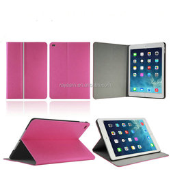 Slim magnetic stand cover for ipad air 2 smart cover