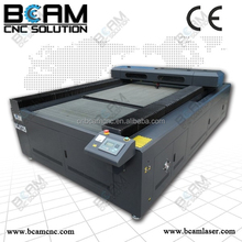 laser cutting machine with rdworks v8 for MDF,rubber CNC cutting machine with good price BCJ1325
