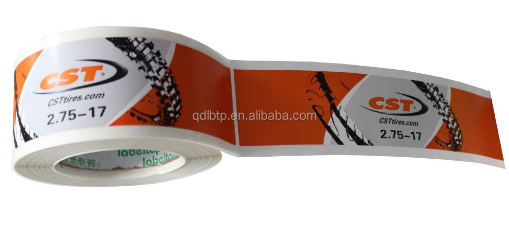 Fabbricazione design personalizzato etichetta adesiva for Design personalizzato