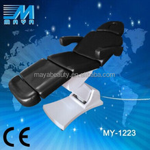 2015 hot sale 4 motors Electric facial bed/facial bed massage bed sale/4 motors Electric facial bed