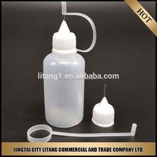 10ml needle tip bottle for e juice tobacco tar/ 10ml e cigarette liquid plastic bottle