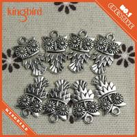 Cheap bulk alloy pendant decorative pendant owl