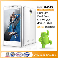 Best Selling China 4.5'' MTK6572 Android Youtube Support Mobile Phone