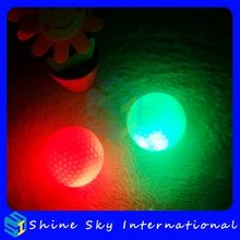Cheap Crazy Selling Led Golf Ball Manufacturer