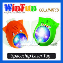 Electronic Toys Battery Spaceship Toy Spaceship Laser Tag Future Toys For Kids