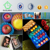 China Factory Direct Sale Customized Thermoformed Molded Plastic Container Fruit Tray for Beef Tomato Fruit Packing